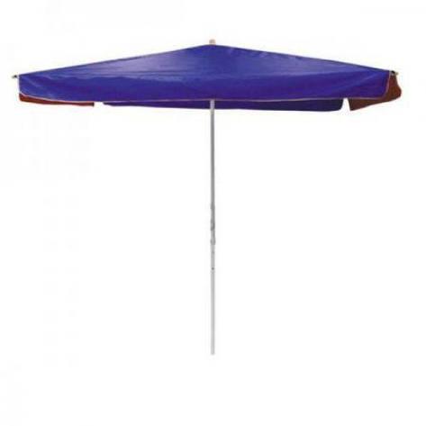 Зонт пляжный Stenson 1.4x1.4 м MH-0044 Blue, фото 2