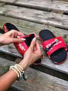 Чоловічі тапочки Nike Red, фото 3