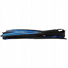 Ласты SportVida SV-DN0005-S Size 38-39 Black/Blue, фото 2
