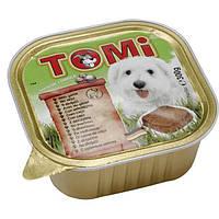 TOMi game 0.3 кг ДИЧЬ консервы для собак, паштет