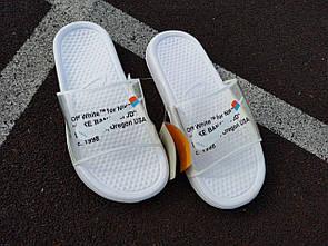 Жіночі тапочки Nike White