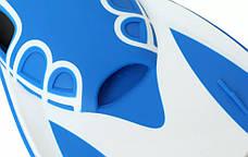 Спортивні короткі ласти для плавання RIAS AquaSpeed L Blue (np2_00152), фото 2