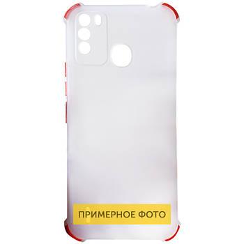 TPU чехол Ease Glossy Buttons для TECNO POP 2F Прозорий