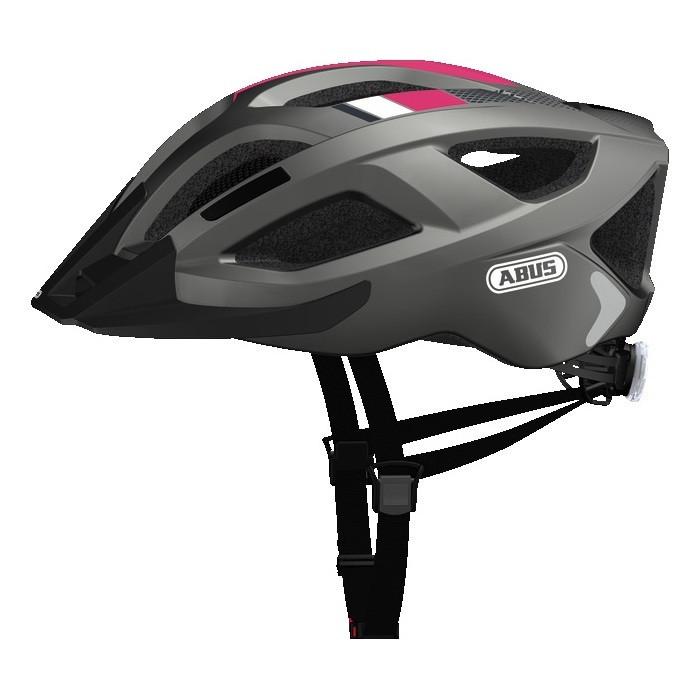 Шолом велосипедний ABUS ADURO 2.0 L 58-62 Concrete Grey (819407)