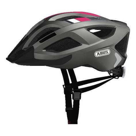 Шолом велосипедний ABUS ADURO 2.0 L 58-62 Concrete Grey (819407), фото 2