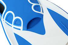 Ласти Renos з відкритою п'ятою L Блакитні (rb547-l), фото 3