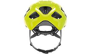 Шолом велосипедний ABUS MACATOR M 52-58 Signal Yellow (872303), фото 2