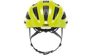 Шолом велосипедний ABUS MACATOR M 52-58 Signal Yellow (872303), фото 3