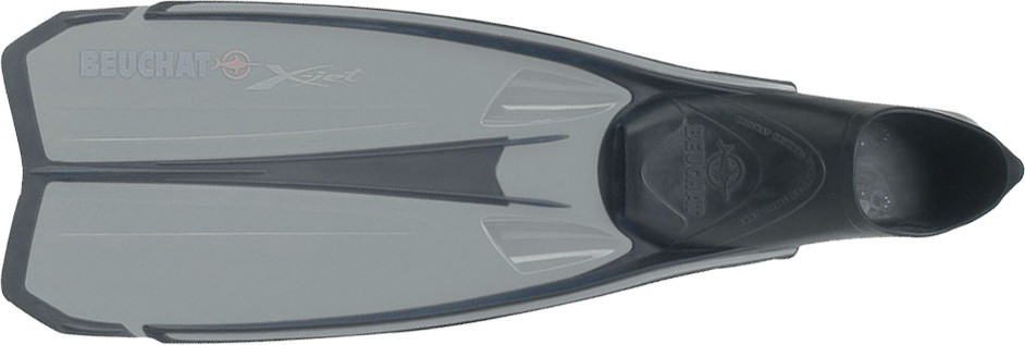 Ласти Beuchat X Jet 38-39 Сірий (154272)