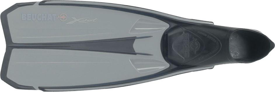 Ласты Beuchat X Jet 38-39 Серый (154272)