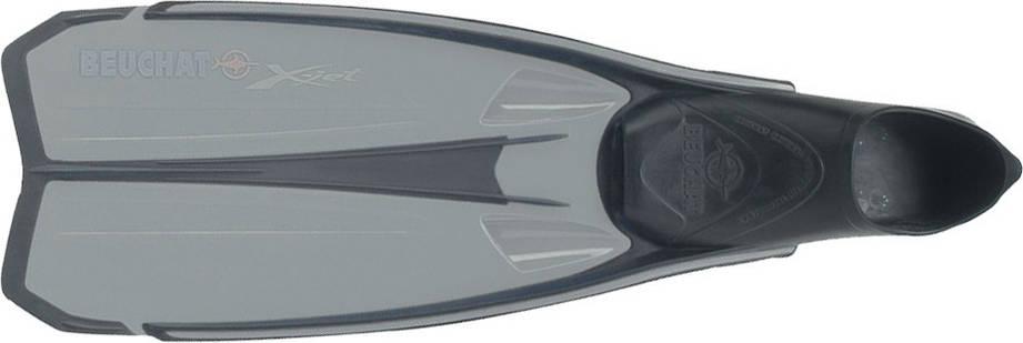 Ласти Beuchat X Jet 38-39 Сірий (154272), фото 2