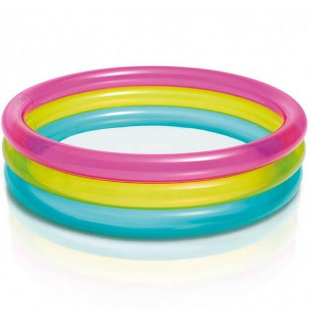 Бассейн Intex 57104 86 х 25 см Разноцветный (5504im5hh)