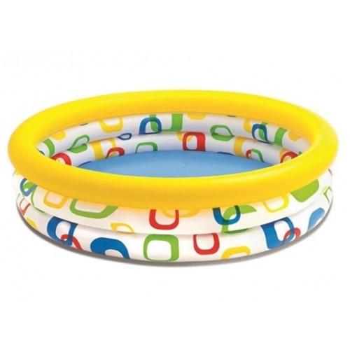 Дитячий басейн 58439 Різнобарвний