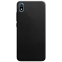 Силіконовий чохол Xiaomi Redmi 7A чорний