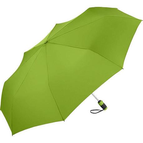 Зонт складаний Fare 5601 з великим куполом Лайм (308), фото 2