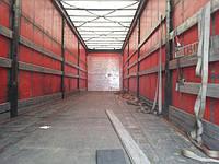 Техническое обслуживание грузовых автомобилей.  Ремонт автомобильных фургонов:  —термических;