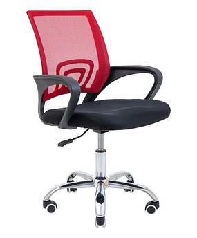 Крісло офісне Спайдер, хрестовина Хром,  Richman