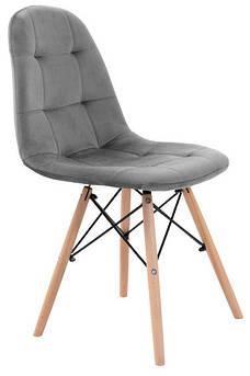Стілець Спліт Сірий Chair Split  Richman