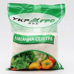 Аммиачная селитра, упаковка 1 кг УкрАгро