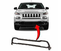 Рамка решітки (чорна) для Jeep Cherokee KL 2014-2018 Джип Черокі (КЛ) 68210024AC, фото 2