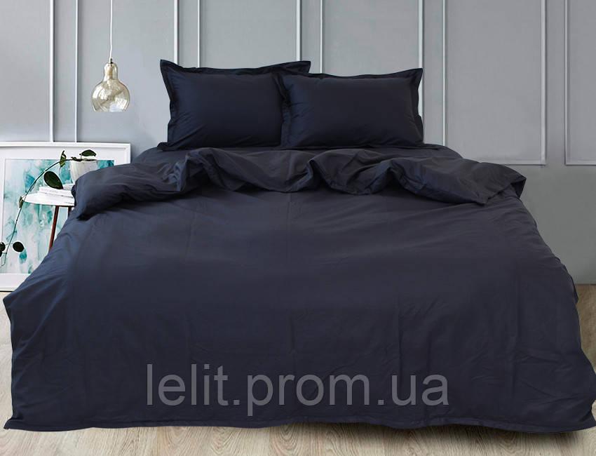Евро комплект постельного белья Dark