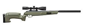 Пневматическая винтовка Stoeger ATAC TS2 Combo Green с прицелом 3-9x40AO