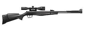 Пневматическая винтовка Stoeger RX40 Combo Black с прицелом 3-9x40AO
