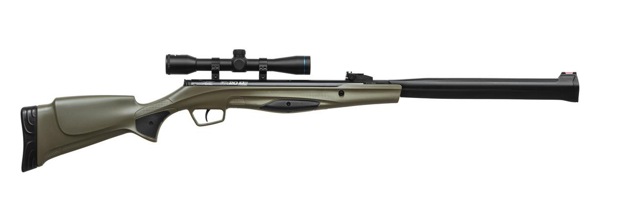 Пневматична гвинтівка Stoeger RX20 S3 Suppressor Green з прицілом 4х32