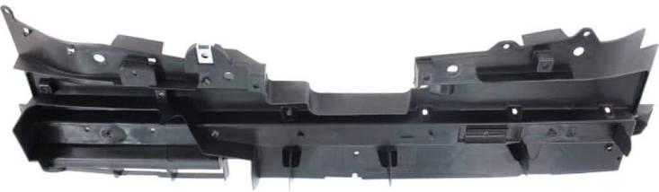 Накладка (дефлектор) радиатора для Jeep Cherokee KL 2014-2018 Джип Чероки (КЛ) 68203073AA, фото 3