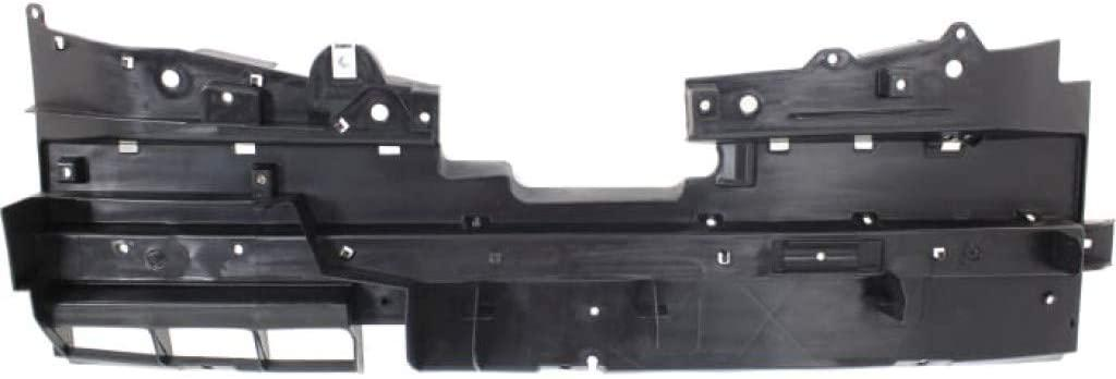 Накладка (дефлектор) радиатора для Jeep Cherokee KL 2014-2018 Джип Чероки (КЛ) 68203073AA