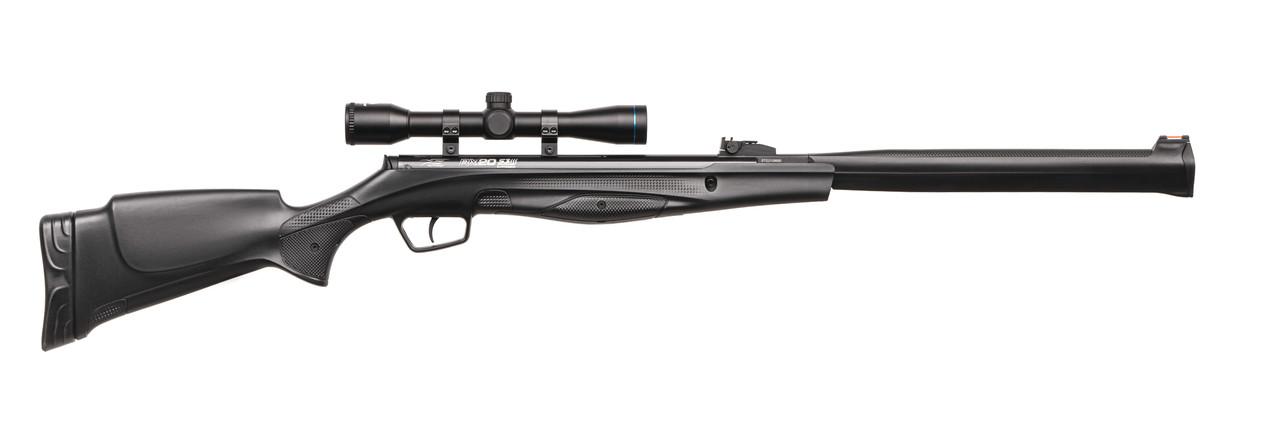 Пневматическая винтовка Stoeger RX20 S3 Suppressor Black с прицелом 4х32