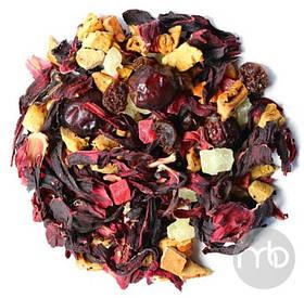 Чай фруктовый Вишневый Пунш фруктовая смесь 50 г