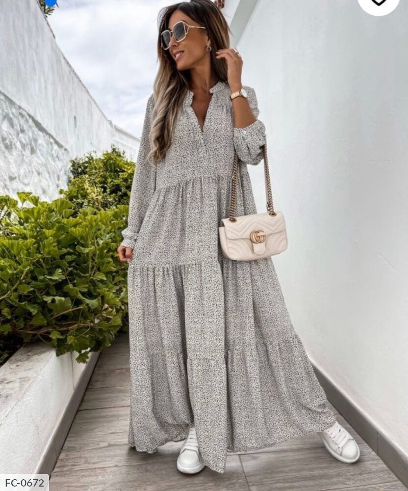 Женское платье. Цвета:белый ,оливка. Размер: 42-48. Ткань :софт.
