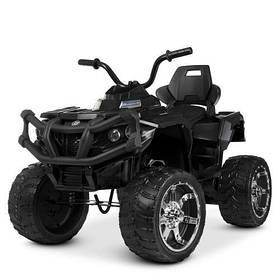 Детский квадроцикл Bambi M 4266EBLR-2 черный