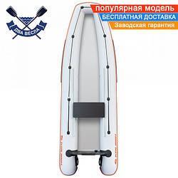 Лодка каноэ Kolibri КМ-330C двухместная без настила