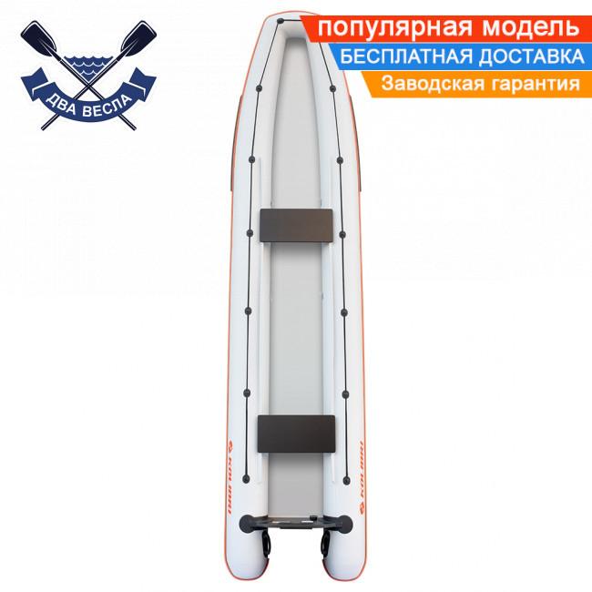 Човен каное Kolibri КМ-460C чотиримісна без настилу