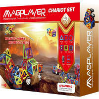 Конструктор Magplayer Набор 40 элементов (MPB-40)