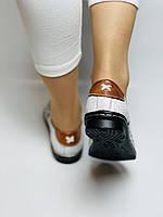 PSC. Женские туфли -балетки из натуральной кожи.Турция. Размер 38 39 40 41 Супер комфорт., фото 4