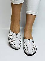 PSC. Женские туфли -балетки из натуральной кожи.Турция. Размер 38 39 40 41 Супер комфорт., фото 6