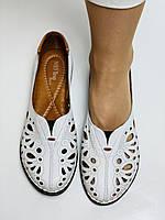 PSC. Женские туфли -балетки из натуральной кожи.Турция. Размер 38 39 40 41 Супер комфорт., фото 10