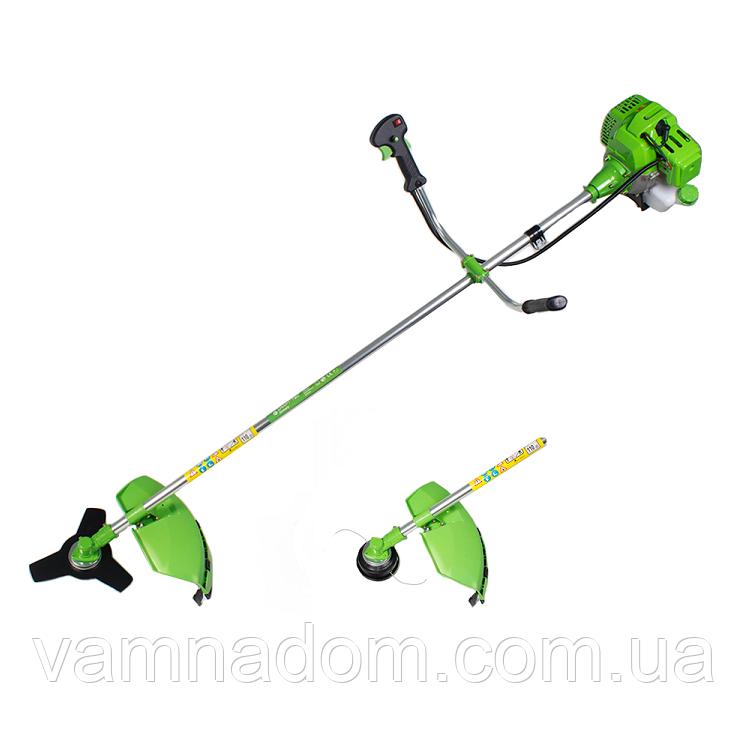 Бензокоса Vorskla ПМЗ-4300 (2 ножа+2 лески)