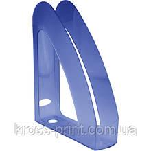 Лоток вертикальный Axent Delta D4004-02, 315x245x75 мм, синий