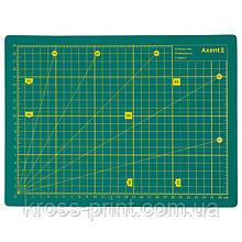 Килимок самовідновлюється для різання Axent Pro 7907-A, А4, п'ятишаровий