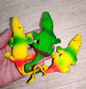 Игрушка антистресс Крокодил 13-3 (3шт)