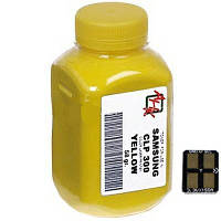 Тонер SAMSUNG CLP-320/325 Yellow+chip AHK (1500242)