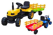 Трактор на педалях BIBEROGLU (2005), 99.5*39*49 см