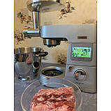 + 4 НАСАДКИ, БОНУСИ до кухонної машини Kenwood Cooking Chef XL KCL 95.004 SI, фото 9