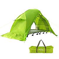Одноместная палатка с раскладушкой (аллюминий) Mimir M1703S, фото 1