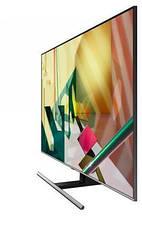 """Телевизор Samsung 75"""" QE75Q75T I 4K I Smart TV I 120Hz + ПОДАРОК ( КРЕПЛЕНИЕ НА СТЕНУ ), фото 2"""
