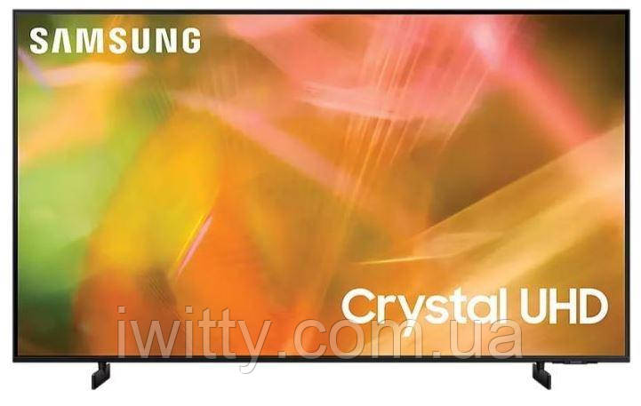 """Телевизор Samsung 85"""" AU8002 I Ultra HD 4K I Smart TV + ПОДАРОК ( КРЕПЛЕНИЕ НА СТЕНУ )"""